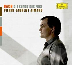 Aimard, Pierre-Laurent - Bach: The Art Of Fugue CD Cover Art