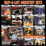 Rap-A-Lot Greatest Hits CD Cover Art