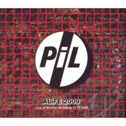 Public Image Ltd. - ALiFE 2009 CD Cover Art
