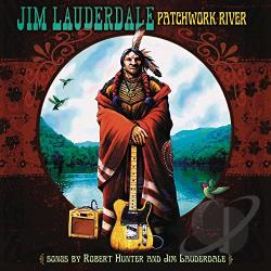 Lauderdale, Jim - Patchwork River CD Cover Art
