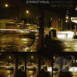 Stereotypical Working Class - Day After Day CD Cover Art