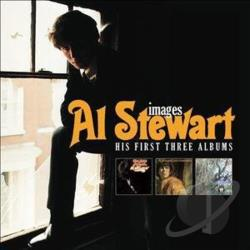 Stewart, Al - Images (His First Three Albums) CD Cover Art