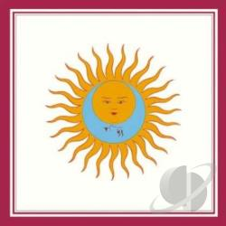 King Crimson - Larks' Tongues in Aspic CD Cover Art