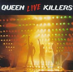 Queen - Live Killers CD Cover Art