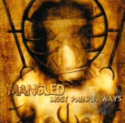 Mangled - Most Painful Ways CD Cover Art