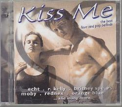 Kiss Me CD Cover Art