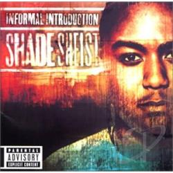 Shiest, Shade - Informal Introduction CD Cover Art