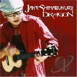 Shimabukuro, Jake - Dragon CD Cover Art