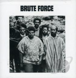 Brute Force - Brute Force CD Cover Art
