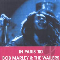 Marley, Bob - In Paris, 1980 CD Cover Art