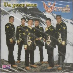 Victoria De Mexico - Un Paso Mas CD Cover Art