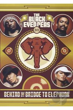 Black Eyed Peas - Behind The Bridge To E DVD Cover Art