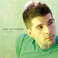 Settineri, Joe - Stay CD Cover Art