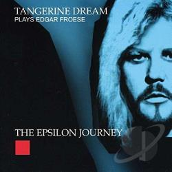 Tangerine Dream - Epsilon Journey CD Cover Art