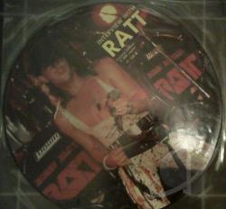 Ratt - Interview Picture Disc LP Cover Art