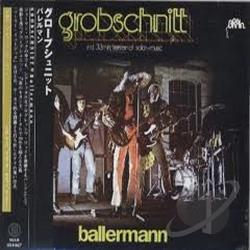 Grobschnitt - Ballermann CD Cover Art