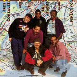 Gonzalez, Jerry - Pensativo CD Cover Art
