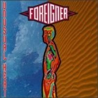Foreigner - Unusual Heat CD Cover Art
