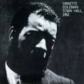 Coleman, Ornette - Town Hall Concert 1962 CD Cover Art