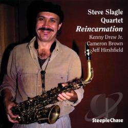 Slagle, Steve - Reincarnation CD Cover Art