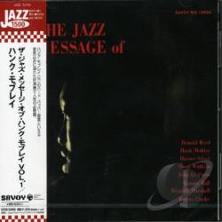 Mobley, Hank - Jazz Message of Hank Mobley, Vol. 1 CD Cover Art