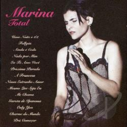 Lima, Marina - Total CD Cover Art