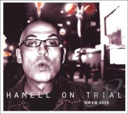 Hamell On Trial - Tough Love CD Cover Art