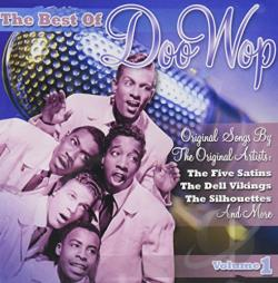 Best of Doo Wop, Vol. 1 CD Cover Art