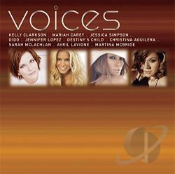 Voices CD Cover Art