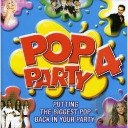 Pop Party, Vol. 4 CD Cover Art
