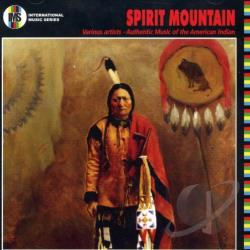Spirit Mountain CD Cover Art