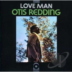 Redding, Otis - Love Man CD Cover Art
