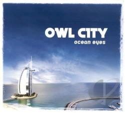 Owl City - Ocean Eyes CD Cover Art