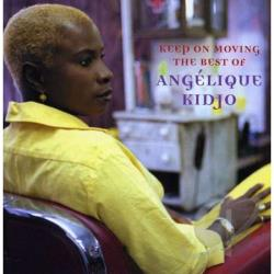 Kidjo, Angelique - Keep on Moving: The Best of Angelique Kidjo CD Cover Art