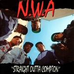 N.W.A. - Straight Outta Compton DB Cover Art