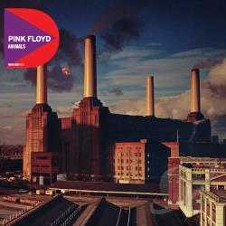 Pink Floyd - Animals CD Cover Art