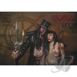 Wumpscut - Woman & Satan First CD Cover Art