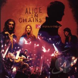 Alice In Chains - MTV Unplugged CD Cover Art