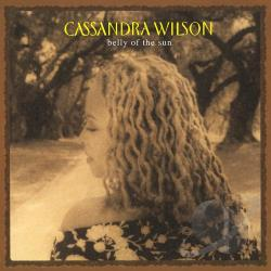 Wilson, Cassandra - Belly of the Sun LP Cover Art