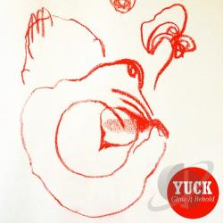 Yuck - Glow & Behold CD Cover Art