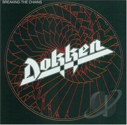 Dokken - Breaking the Chains CD Cover Art