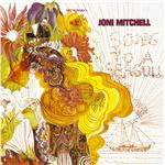 Mitchell, Joni - Song to a Seagull CD Cover Art