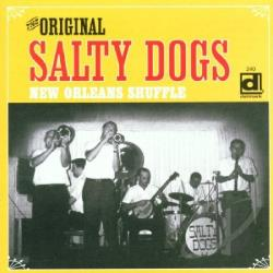 Original Salty Dogs - New Orleans Shuffle CD Cover Art