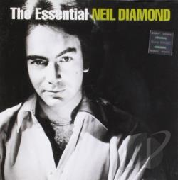 Diamond, Neil - Essential Neil Diamond CD Cover Art