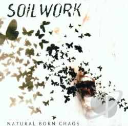 Soilwork - Natural Born Chaos CD Cover Art