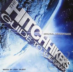 Adams, Douglas / Talbot, Joby - Hitchhiker's Guide to the Galaxy CD Cover Art