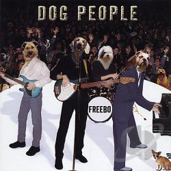 Freebo - Dog People CD Cover Art