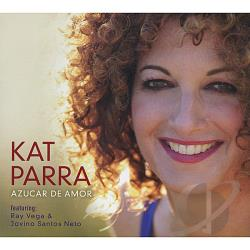 Parra, Kat - Azucar de Amor CD Cover Art
