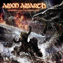 Amon Amarth - Twilight Of The Thunder God CD Cover Art