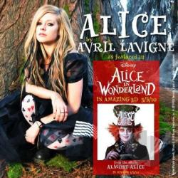 Lavigne, Avril - Alice (Underground) (2-Track) DS Cover Art